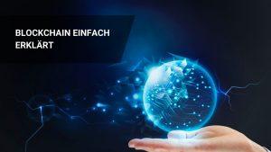 Blockchain für Anfänger einfach erklärt