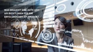 API Design für ein erfolgreiches Blockchain API Produkt!