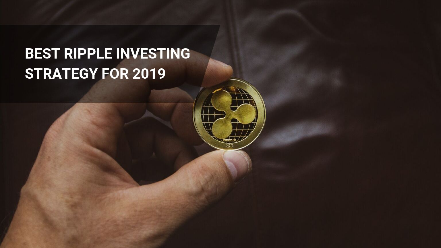 The Best Ripple Investment Strategy for 2020 (Updated)
