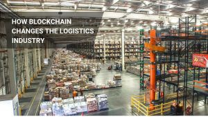 Blockchain use cases for the logistics industry / Science-Based