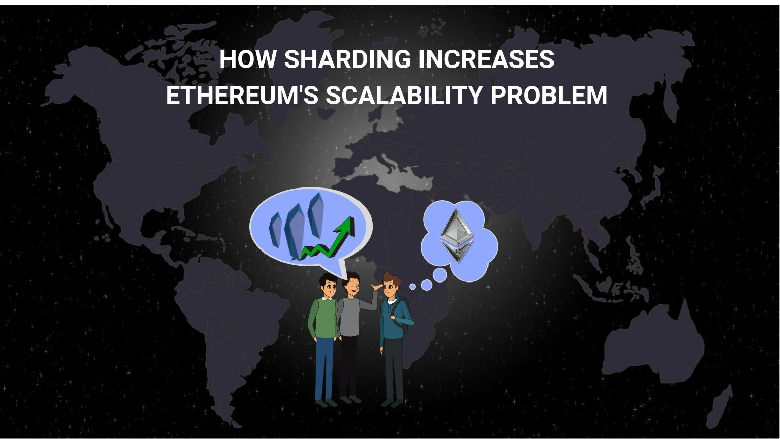 What is Ethereum Sharding? Sharding Explained Simply!